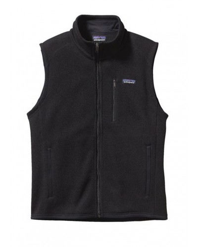 Men's Better Sweater Vest in Black by Patagonia