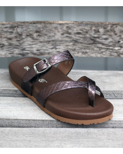 Santa Ana in Pewter by Boutique