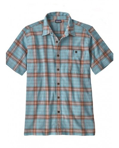 Men's A/C Shirt in Arthur: Dam Blue by Patagonia
