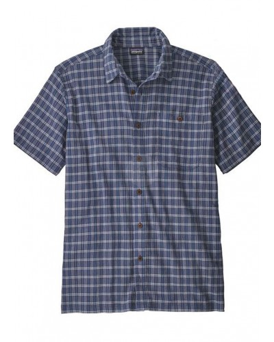 Men's A/C Shirt in Perch: Dam Blue by Patagonia