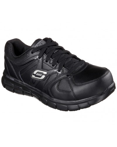 Synergy - Sandlot in Black by Skechers