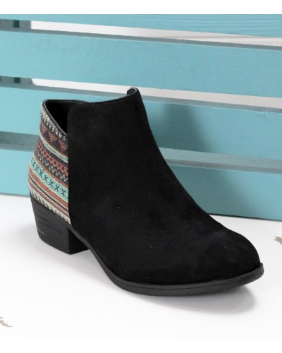 Emilee in Black by Corkys Footwear