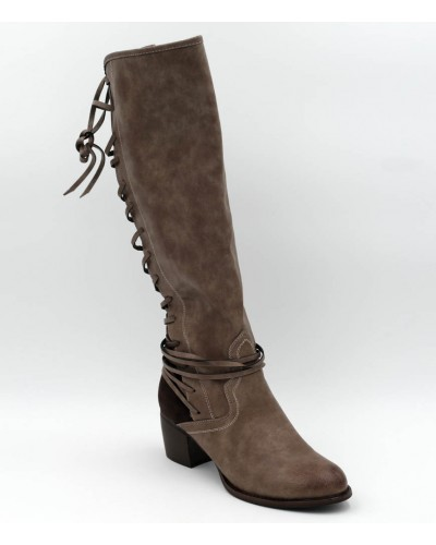 Annabel in Brown by Corkys