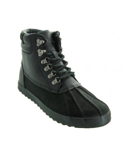Regnald in Black by Polo Ralph Lauren Footwear