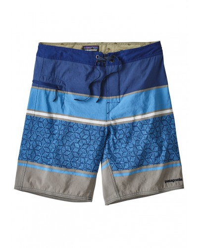 Men's Wavefarer Boardshorts in Superior Blue by Patagonia