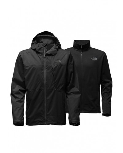 Arrowood Triclimate Jacket in TNF Black/TNF Black by The North Face