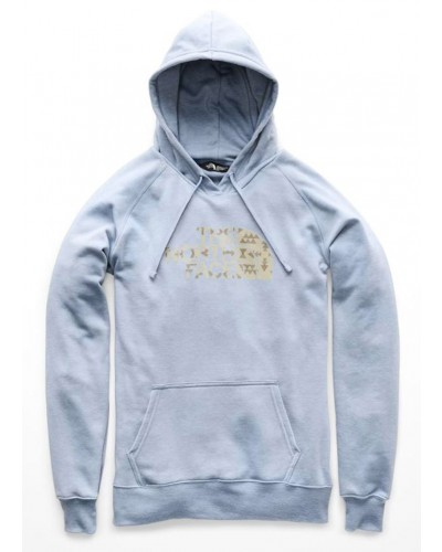 Womens Half Dome Hdy in Gull Blue Heather by The North Face