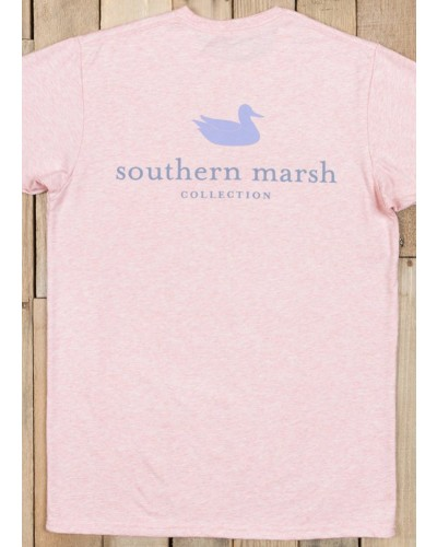 Authentic in Washed Camelia by Southern Marsh