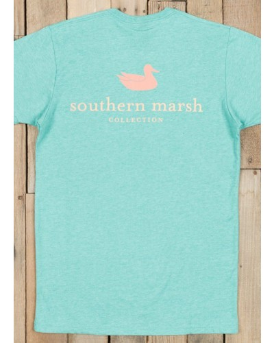 Authentic in Washed Kelly by Southern Marsh