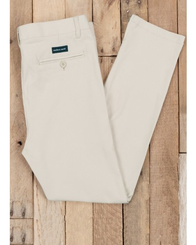 Peterson Performance Pant in Pebble by Southern Marsh