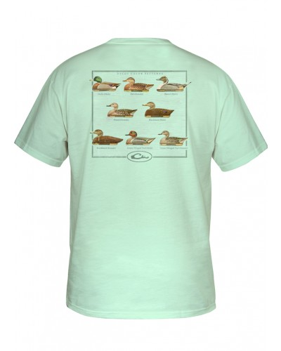 Southern Collection Decoy Collection Tee in Igloo by Drake