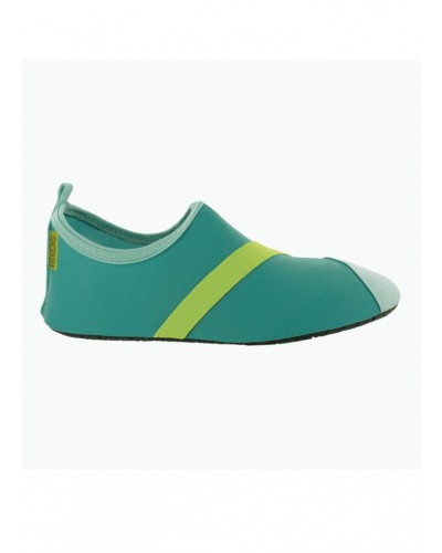 Active Lifestyle Footwear in Teal/Green by Fitkick