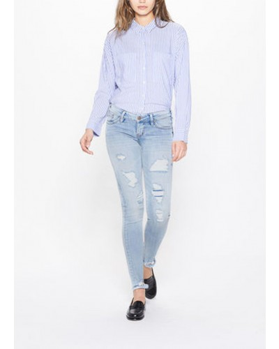 Tuesday Super Skinny in Indigo by Silver