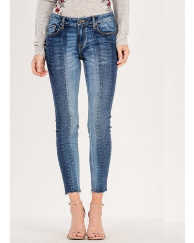 Mid-Rise Ankle Skinny in K884 by Miss Me