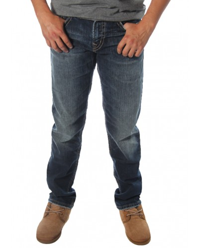 Eddie in Indigo by Silver Jean Co.