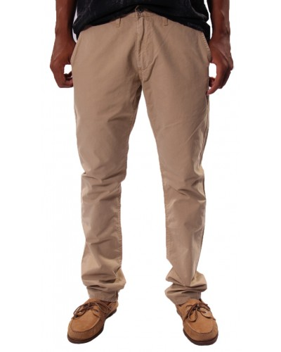 Slim Chino in Khaki Twill by Big Star Jeans