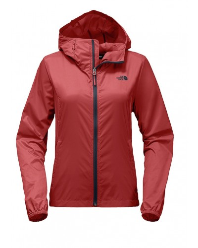 Cyclone 2 Hdy Sunbaked Jacket in Red by The North Face