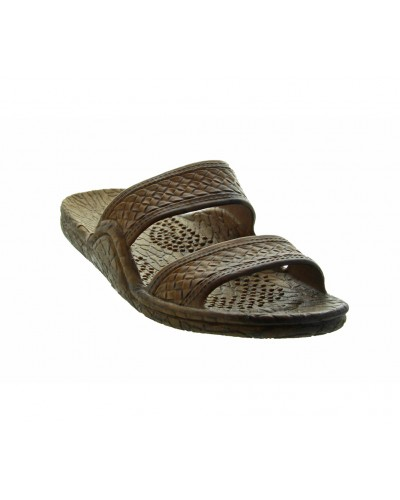 Classic Jandal in Light Brown by Pali Hawaii