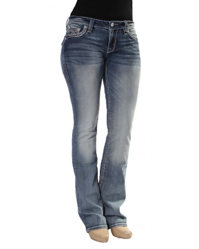 Boot Cut Jeans in b15 Kailyn by Rock Revival