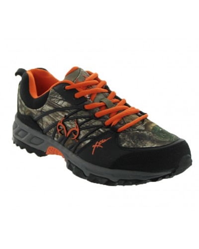 Bobcat in Orange/Xtra by Old Dominion Footwear