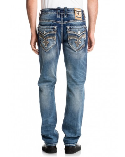 Straight Jean in Tripp by Rock Revival