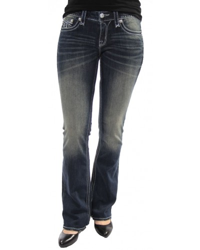 Bootcut Jeans in Rebecca by Rock Revival