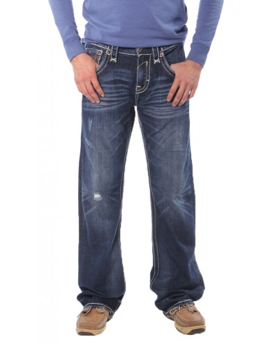 Boot Cut Jean in Gordian B200 by Rock Revival