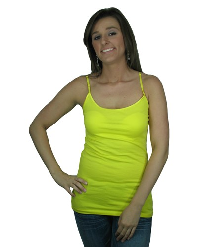Basic Cami in Yellow by Tresics