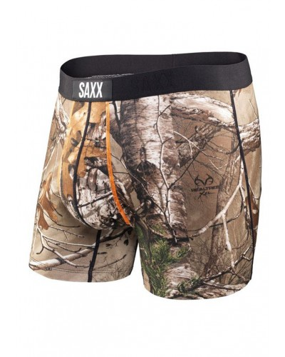 Ultra Boxer Fly in RealTree Xtra/Black by SAXX