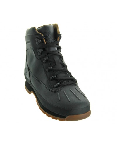 Euro Hiker Shell Toe WP Black by Timberland