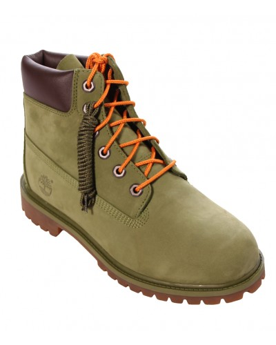 6'' WP Boot in Pesto Waterbuck by Timerbland