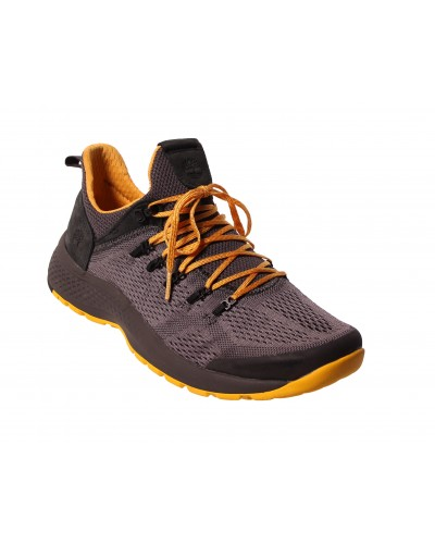 Flyroam Trail Low in Grey/Forged Iron by Timberland