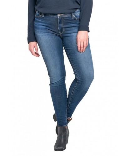 Bleeker Jegging in Indigo by Silver Jeans Company