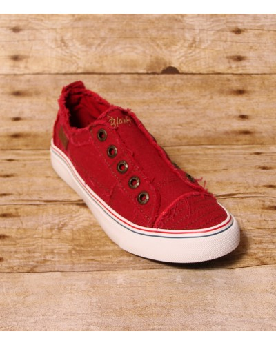 Play in Jester Red Color by Blowfish